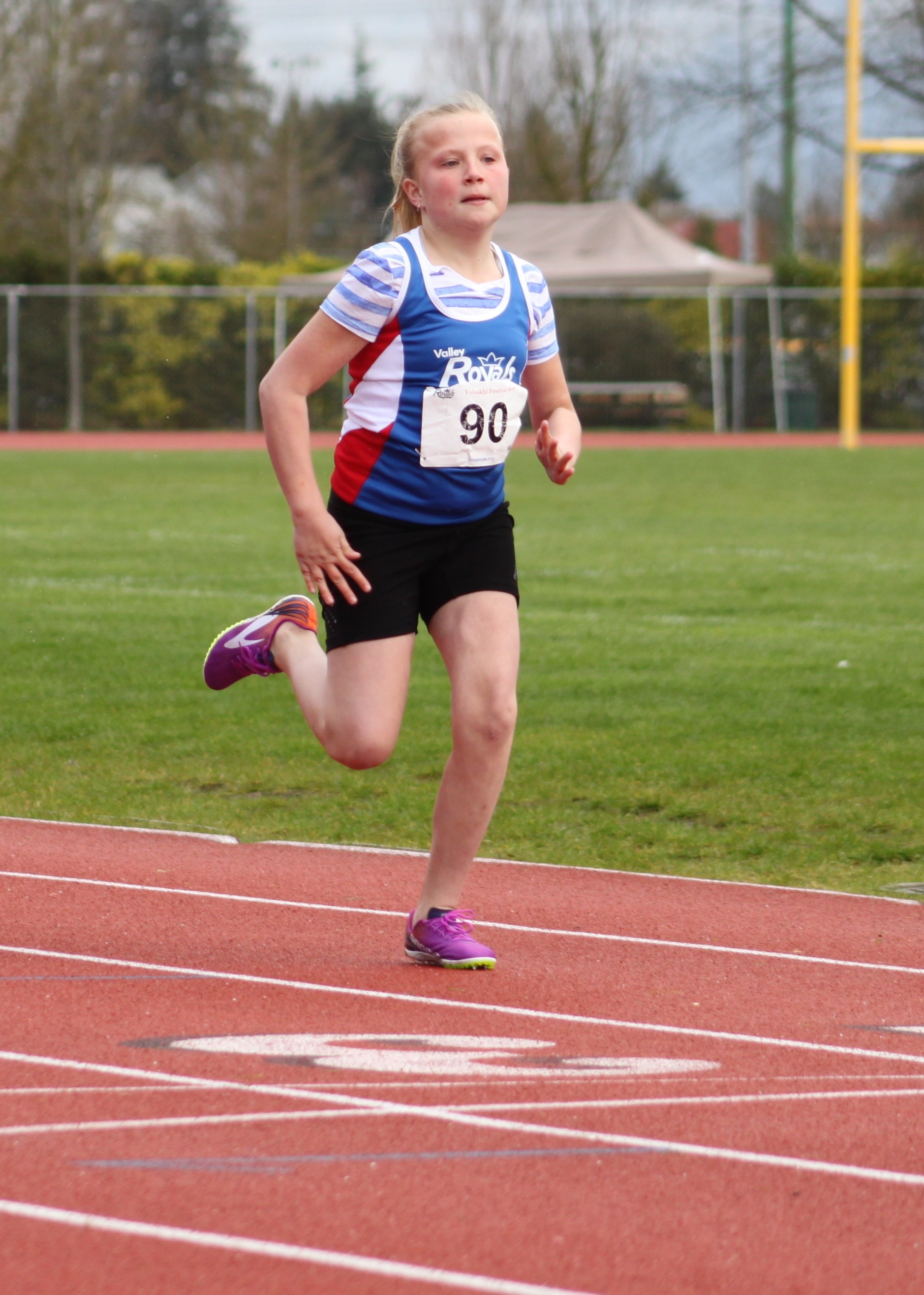 isea track and field meet