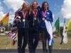 Alexa Porpaczy Gold Medal in High Jump