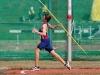 Elliot Payne throwing javelin at 2017 Nationals