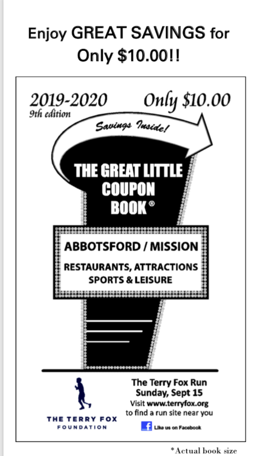 Get Your Great Little Coupon Book – Valley Royals Track & Field Club
